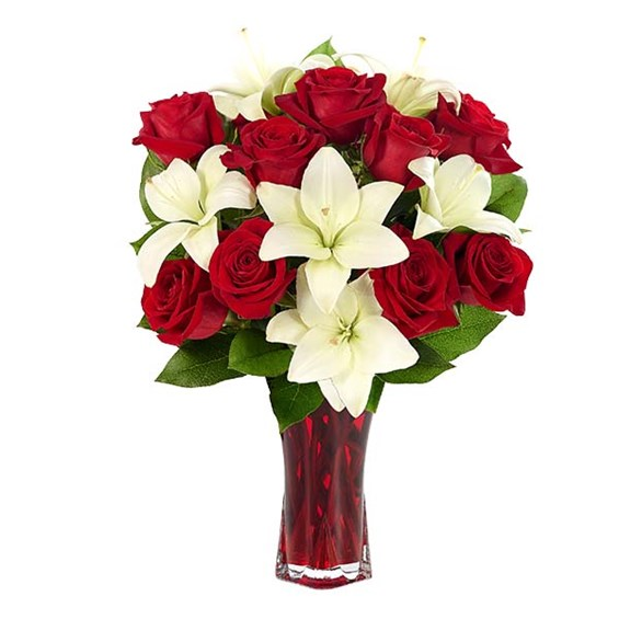 """My Amour"" flower bouquet (BF389-11K)"